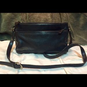 Gianni Bernini purse with adjustable strap